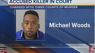 Double Homicide Suspect Due In Court - Video