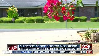 Supervisors motion to suspend PACE program - Video