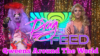 "Dani T & Juana Smoke Featuring The Hause Of Piss ""Qweens Around The World"" 