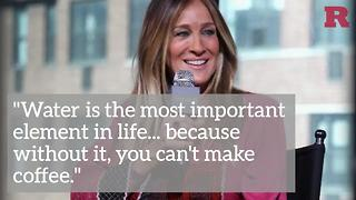 5 Quotes From Carry Bradshaw To Live By | Rare Life - Video