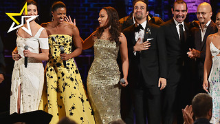 All Four Musical Acting Categories Are Awarded To Actors Of Color At 2016 Tony Awards