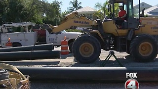 County wants Fort Myers Beach construction sped up - Video