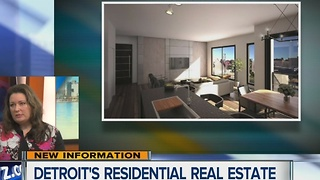 Detroit's residential real estate opportunities - Video