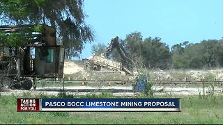 Pasco residents fight to stop second Limestone mine - Video