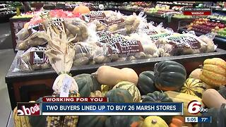 Kroger subsidiary Topvalco, Generative Growth II agree to buy 26 Marsh stores - Video