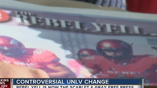 Rebel Yell at UNLV changing its name - Video