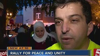 Murfreesboro Muslim Youth Hold Community Event - Video