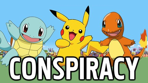 The Pokemon GO Conspiracy