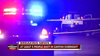 canton shooting - Video