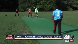 Tournament honors Olathe hate crime victim - Video