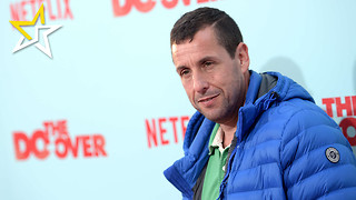 Adam Sandler Sees His Doppelganger On Reddit And Replies Hilariously - Video