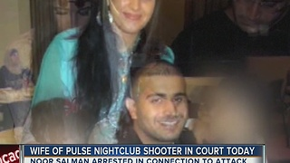 Wife of Pulse nightclub shooter in court today - Video