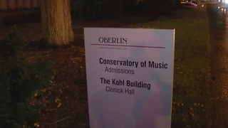 Oberlin Hate Crime - Video