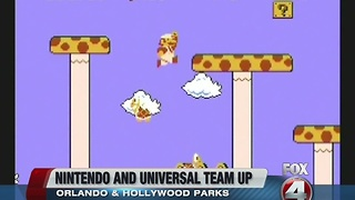 Nintendo and Universal team up - Video