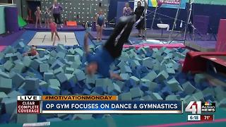 OP gym focuses on dance and gymnastics - Video