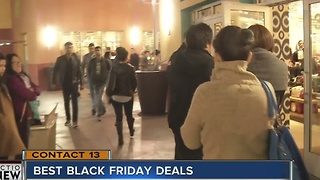 The best Black Friday deals around the valley - Video