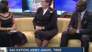 Positively Tampa Bay: Angel Tree Manatee