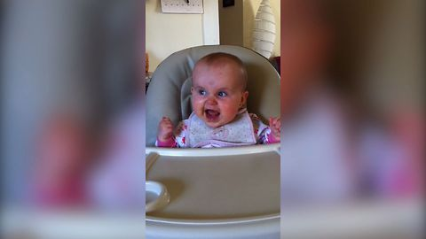 10 Cutest Laughing Babies