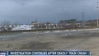 Investigation continues after woman was hit and killed by a CSX train in Blasdell - Video