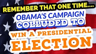 Democrat Election Fraud From 2008....