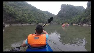 Traveler documents adventurous trip to Vietnam - Video