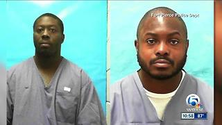 Victims' names released in Fort Pierce double homicide - Video
