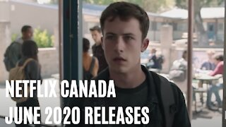 Everything Coming To Netflix Canada June 2020