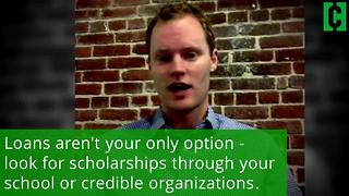 Smart ways to borrow and manage student loans - Video