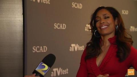 Gina Torres chats about her new gig on ABC's 'The Catch' | Hot Topics