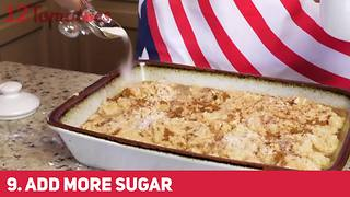 Delicious peach cobbler recipe - Video