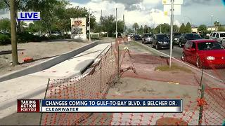 Changes coming to busy Clearwater intersection