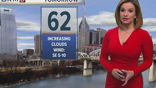 Bree's Evening Forecast: Nov. 21, 2016 - Video