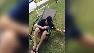 Trapped By A Chair - Video