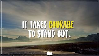 Strength and courage: An inspirational message for all - Video