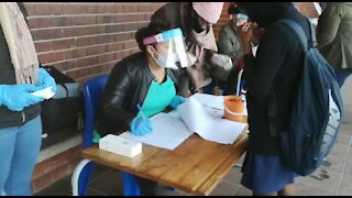 South African schools reopen in Western Cape (Wwf)