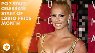 Britney and more celebs pen love letters to gay fans - Video
