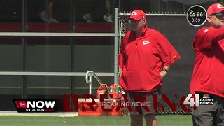 Chiefs 'part ways' with GM John Dorsey, extend Andy Reid's contract - Video