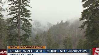 Plane Wreckage Found, No Survivors - Video
