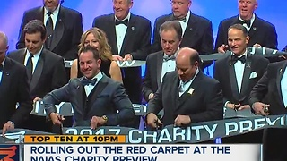 Charity Preview at North American International Auto Show - Video
