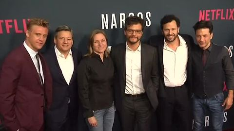 """Narcos"" cast on new season, FARC deal"