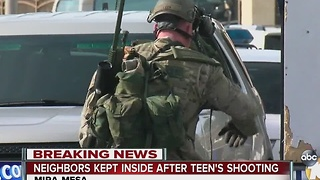 Mira Mesa SWAT situation ends with no arrest - Video