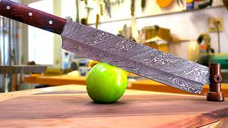 Making the Cut: 3 Cool Knifes for Your Kitchen - Video