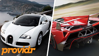 5 Most Expensive Cars In The World - Video