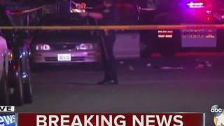 Several people shot in Chula Vista - Video