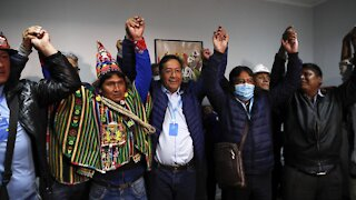 Bolivia Exit Polls Suggest Victory For Socialist Party