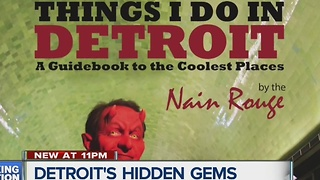 New book highlights Detroit's hidden gems - Video