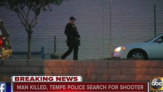 Tempe police investigating reported shooting inside Walmart - Video