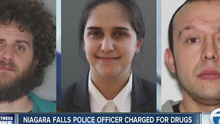 Additional charges for former cop in alleged drug ring - Video