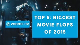 Top 5: Movie flops of 2015 - Video