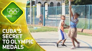 Rio 2016: Cuba's Secret to Medal Success - Video